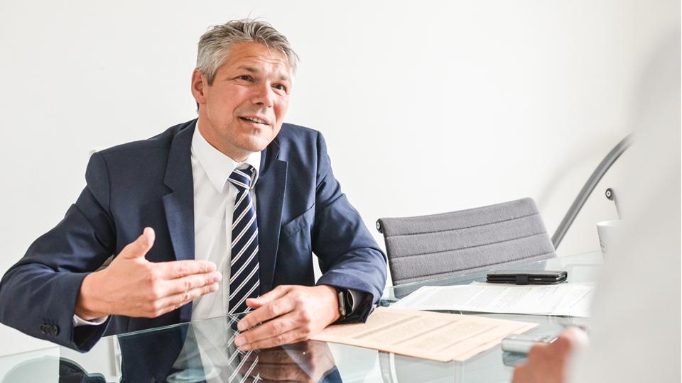 Finanzbuergermeister Stefan Breiter