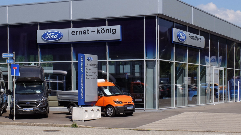 Autohaus Ford Ernst