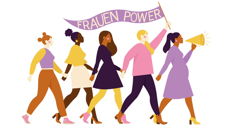 Frauen Power