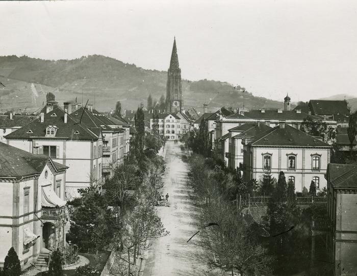 Freiburg Eisenbahnstrasse