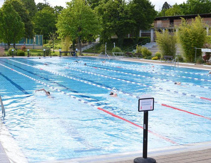 Freiburg Schwimmbad
