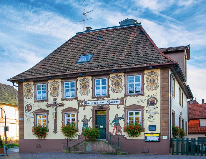 Gasthaus Kanone