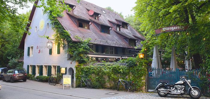 Gasthaus zum Stahl