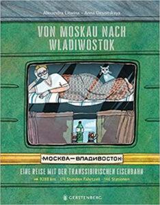 Cover: Von Moskau nach Wladiwostock