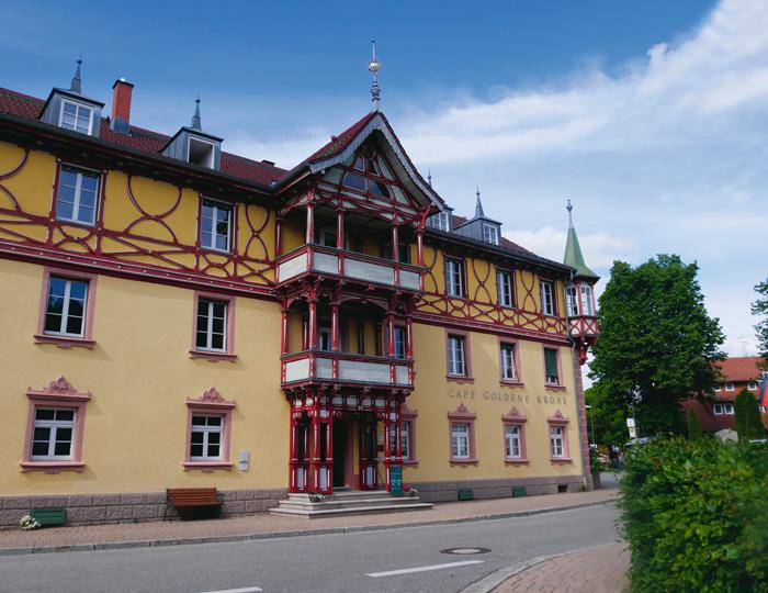 Café Goldene Krone