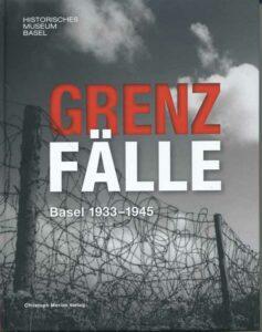 Buchcover Grenz Fälle