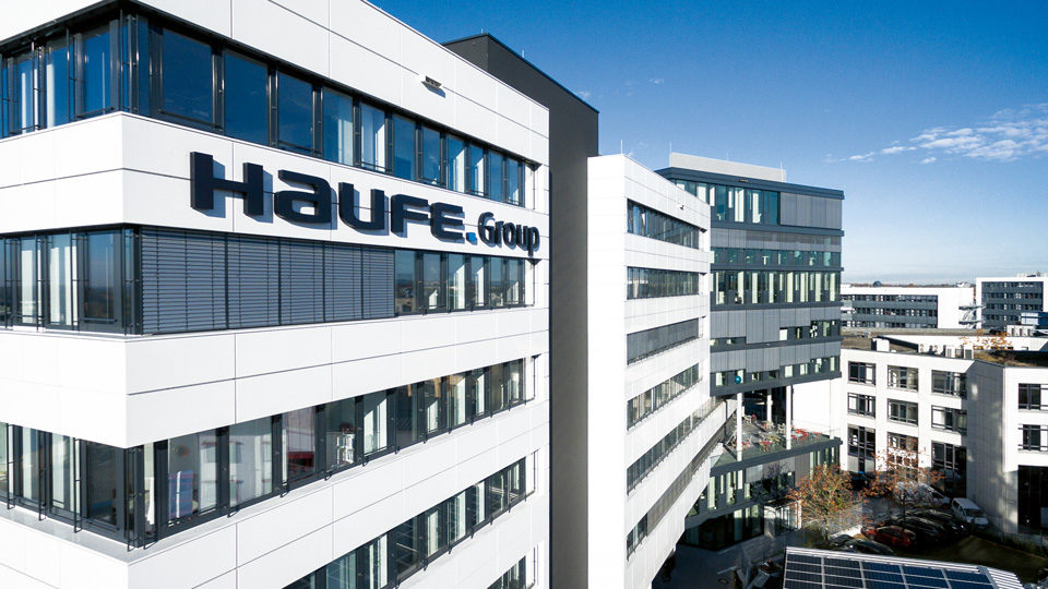 Haufe Group Campus Freiburg