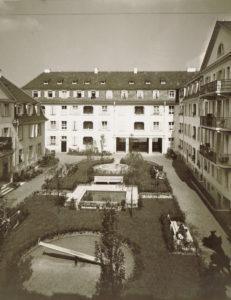 Heimbau-Ensemble_Innenhofansicht-30er-Jahre
