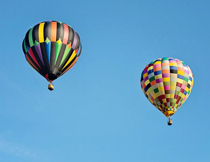 Heisluftballon