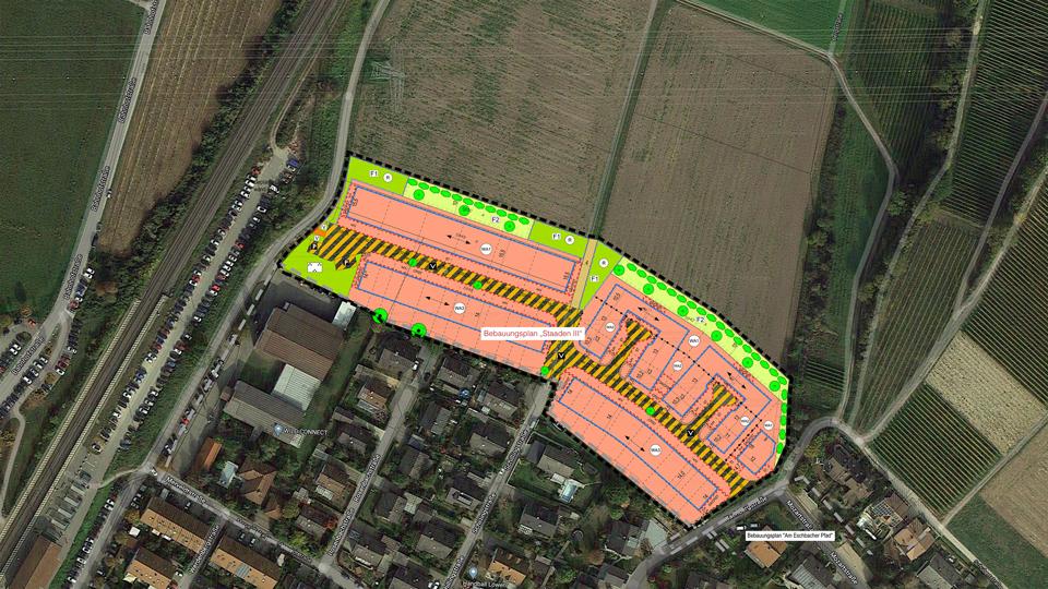 Heitersheim Rathaus Plan