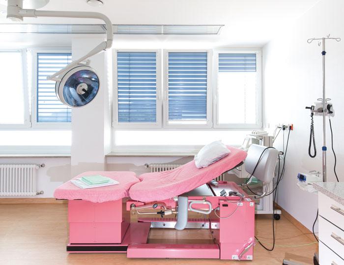 Helios Klinik Raum2