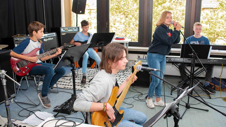 Infotag Jazz und Rockschulen