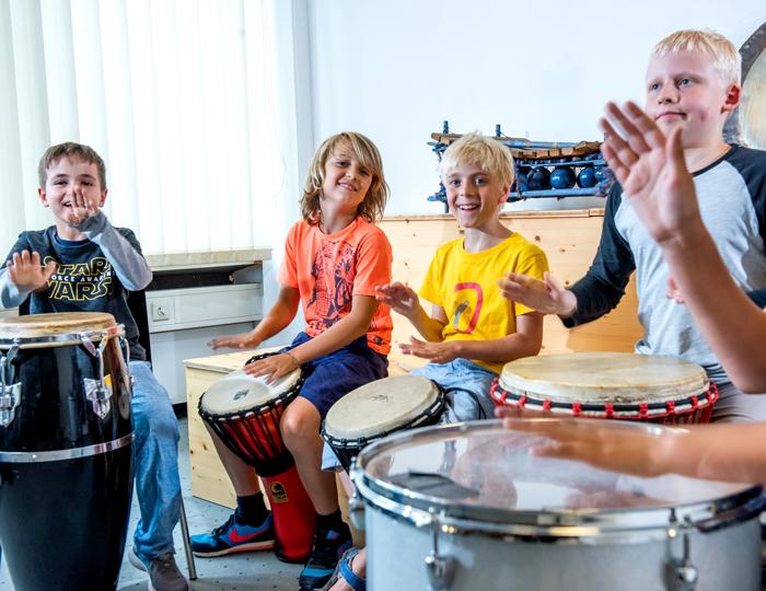 Jazz Rockschule Ferienkurse
