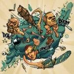 Cover: Und das Geheimnis der unbeglichenen Bordellrechnung Albumcover