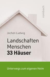 Buchcover Landschaften, Menschen und 33 Häuser
