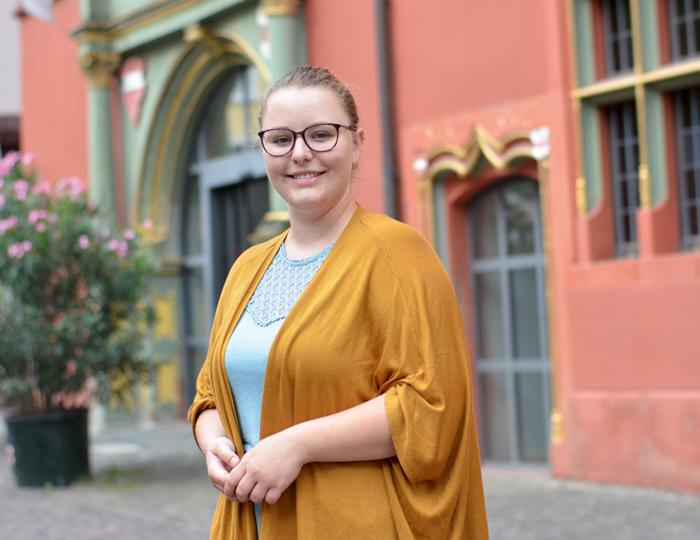 Lena Schmidt Verwaltungsfachangestelle