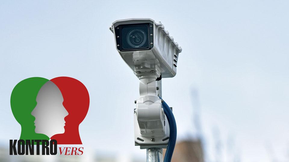 Kontrovers – Überwachungskamera