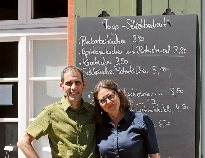 Uwe und Nathalie Rösch