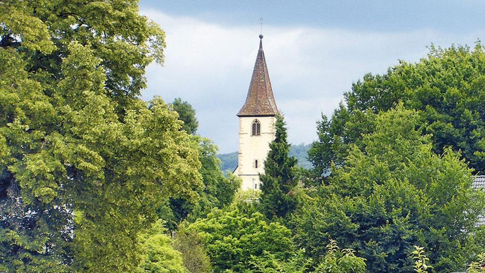 Martinskirche Muellheim