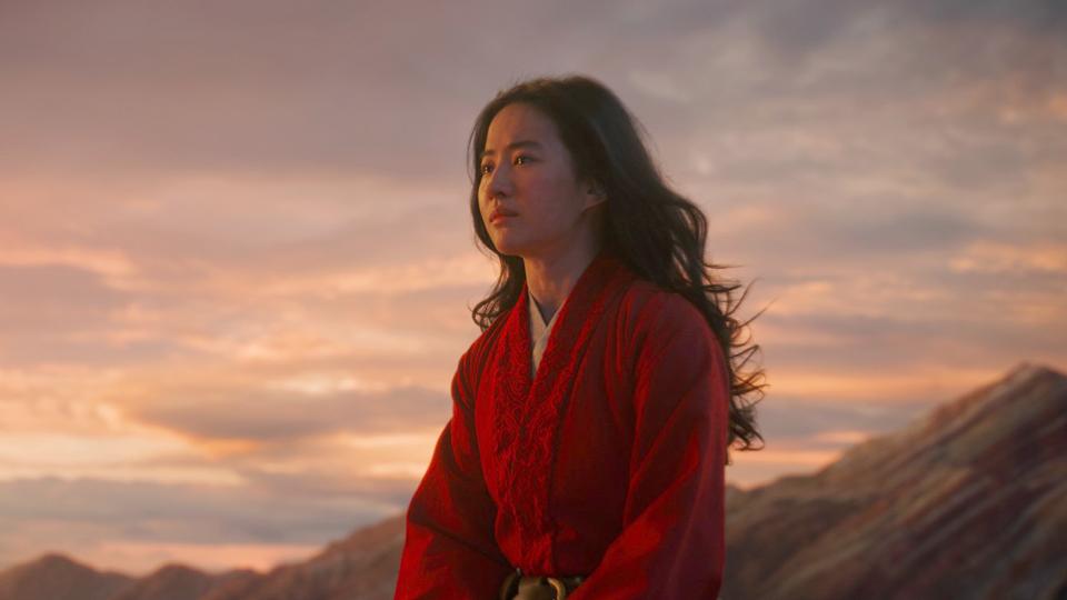 Ausschnitt von dem Film Mulan