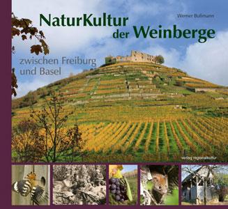 Buchcover NaturKultur Weinberge