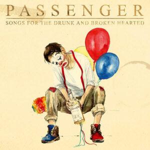 CD Cover Passenger