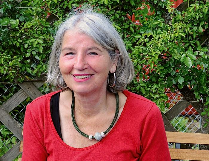 Porträt von Frau Lutz