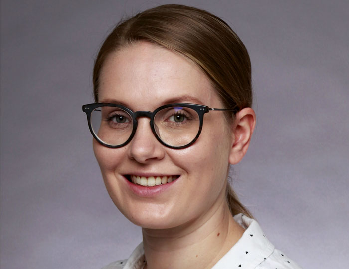 Porträt Iva Speck