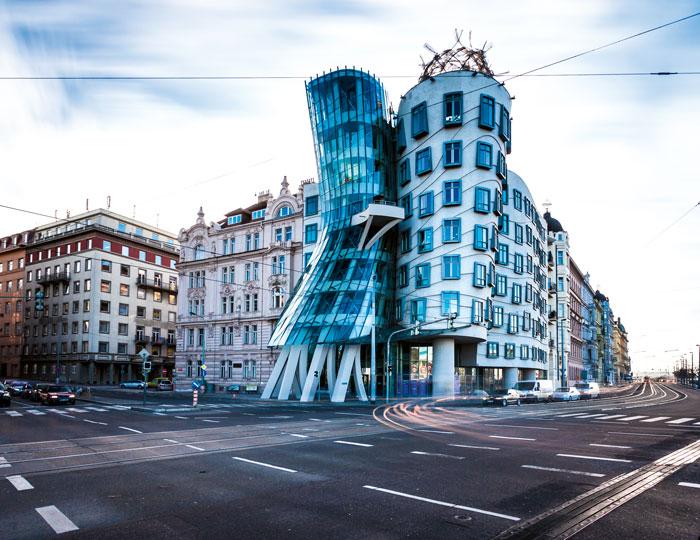 Prag Tanzendes Haus