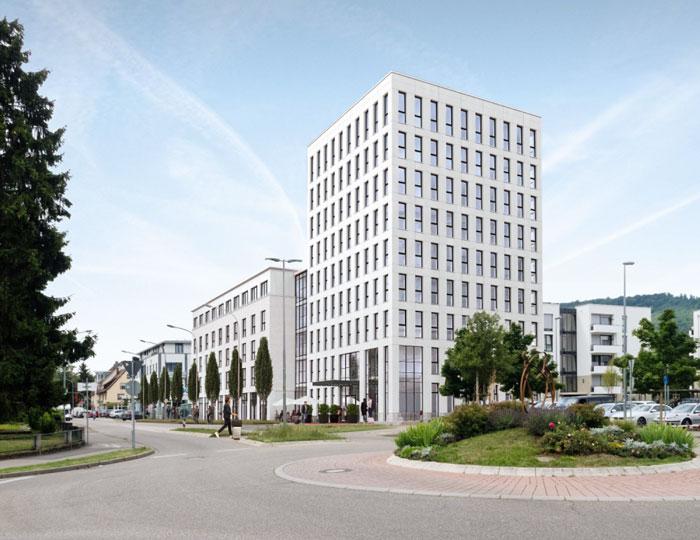 Projekt Sonnentor Hotel in Merzhausen