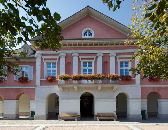 Rathhaus Schopfheim