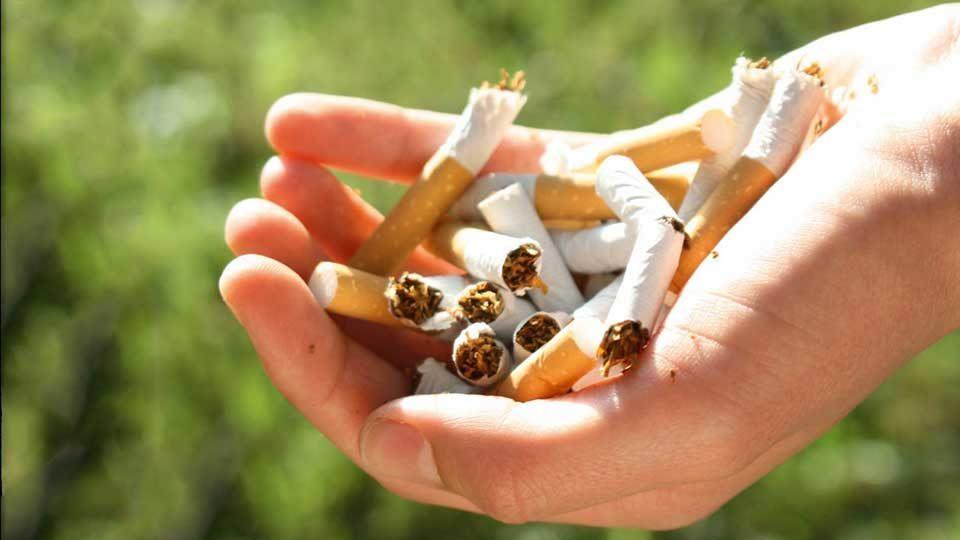 Raucherstopp