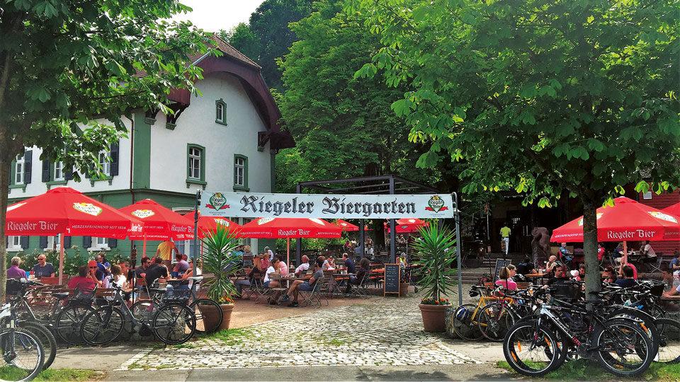Riegeler Biergarten
