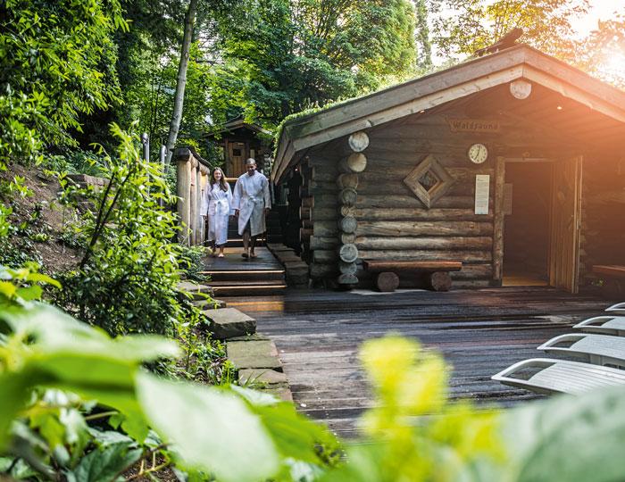 Schlossgarten Sauna