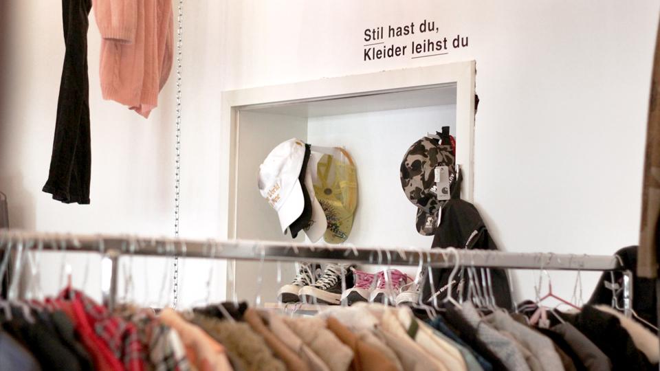 Secondhand Klamotten