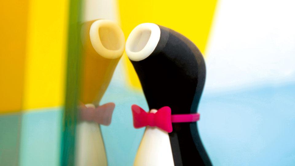Pinguin als Sexspielzeug