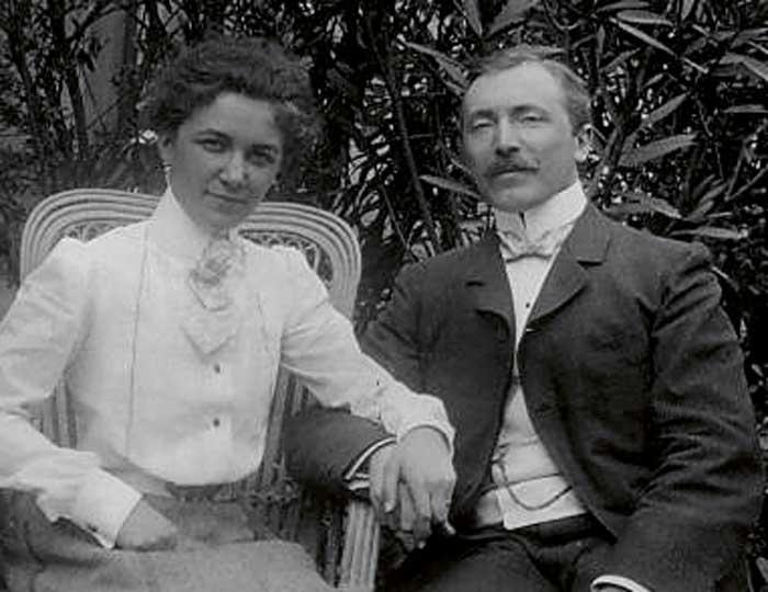 Ehepaar Bartenstein