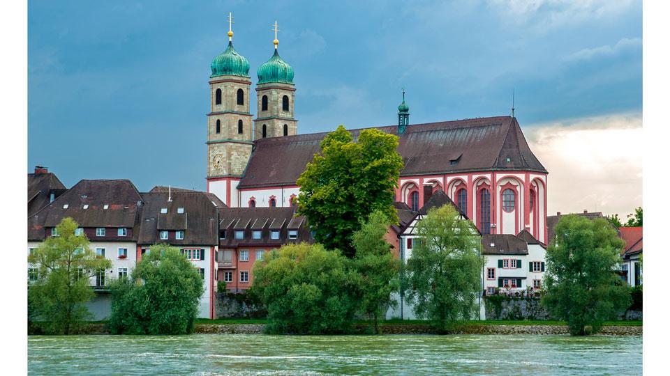St. Fridolinsmünster in Bad Säckingen