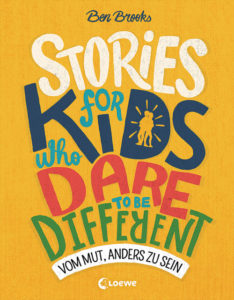 Buchcover: Stories for Kids who dare to be different