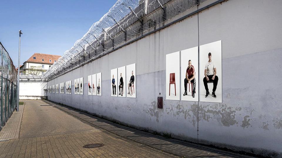 Strafraum Ausstellung in Freiburg