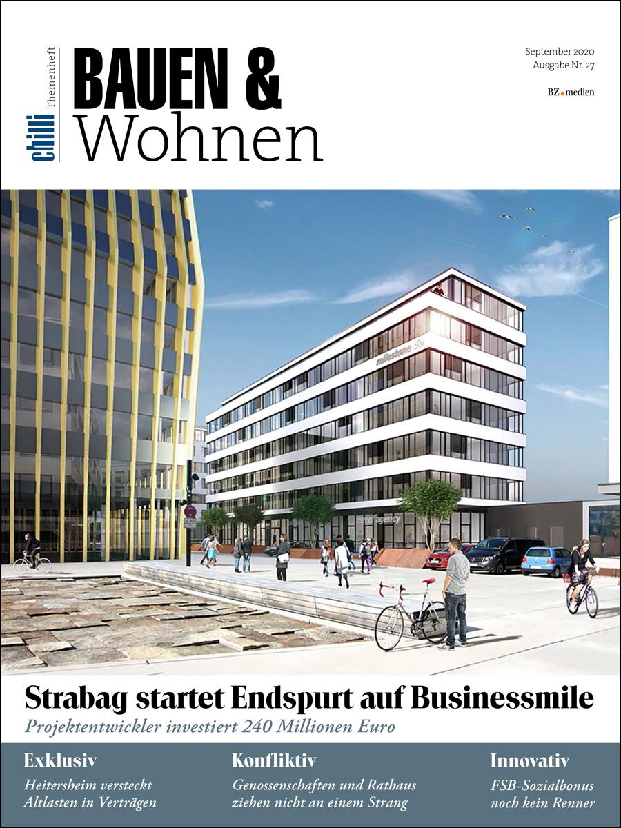 Themenheft Bauen und Wohnen 0920 cover