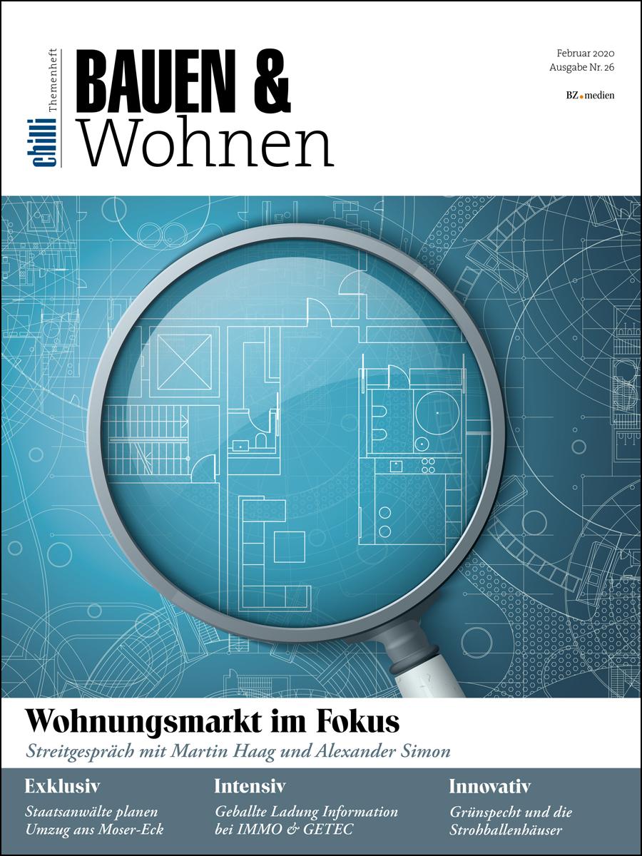 Themenheft Bauen und Wohnen 0220 cover