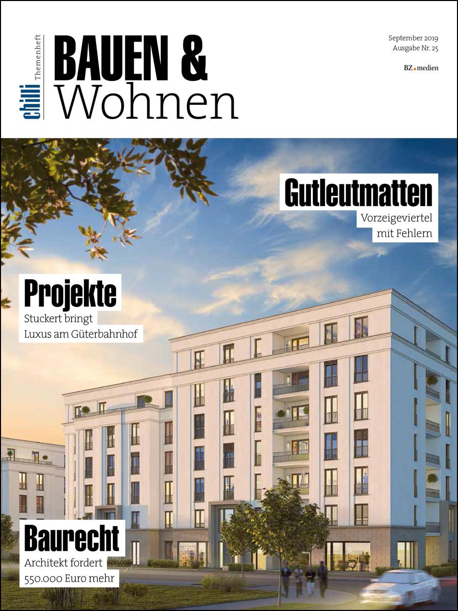 Themenheft Bauen und Wohnen 0919 cover