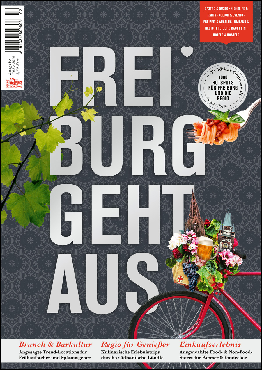 Cover Freiburg geht aus