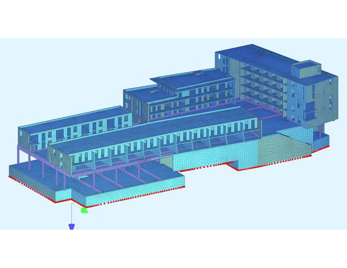 Umbau Freiburg Baustelle