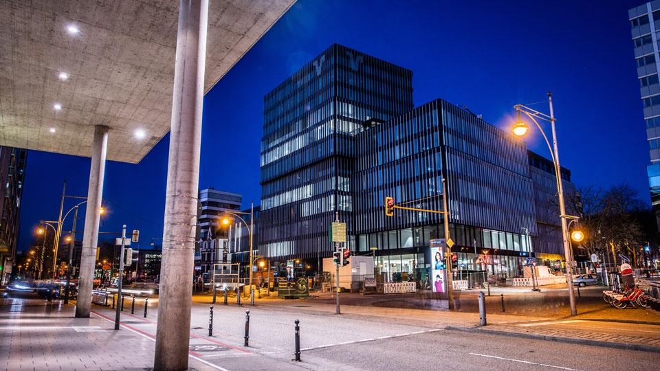 neues VOBa Gebäude
