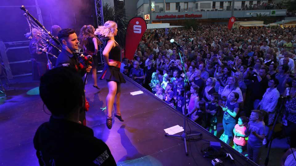 Festival in Weil am Rhein