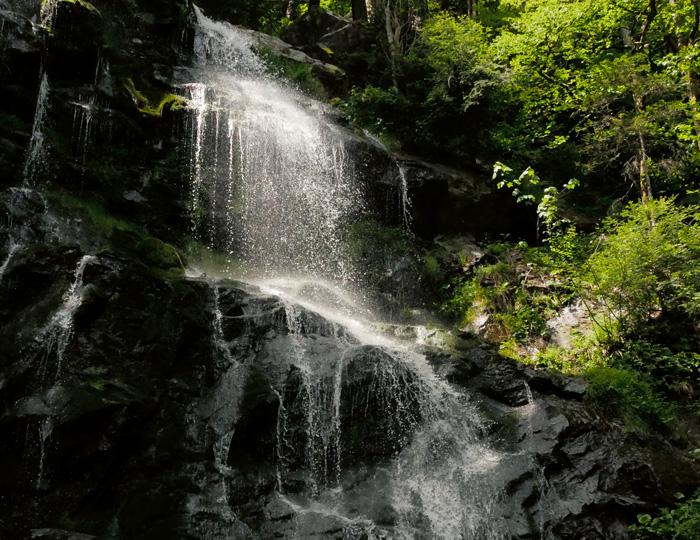 Zweribachs Wasserfälle