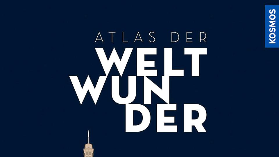 Buch Atlas der Weltwunder