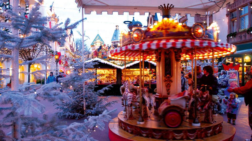 Europapark Wintersaison